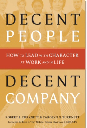 Decent People Decent Company Book Cover